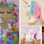 DIY Unicorn Birthday Party Ideas for Kids