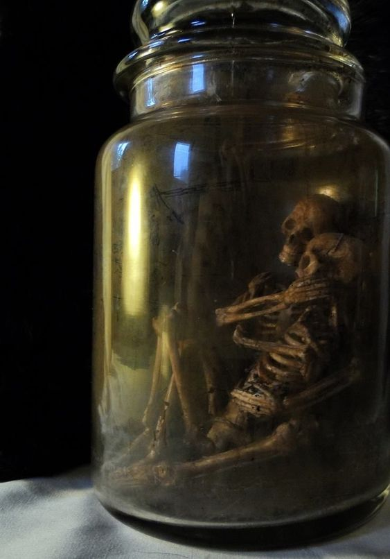 Skeletons in a Jar