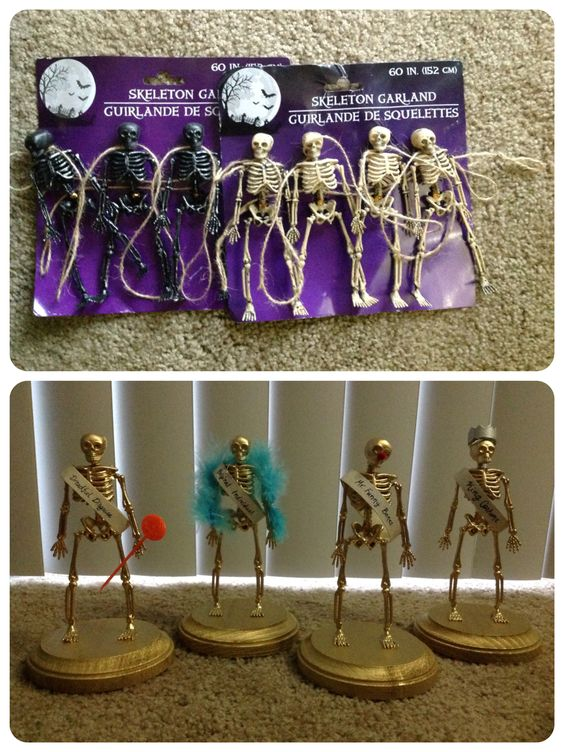 Skeleton Trophies