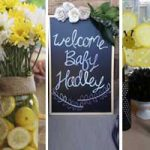 DIY Spring Baby Shower Ideas Gender Neutral