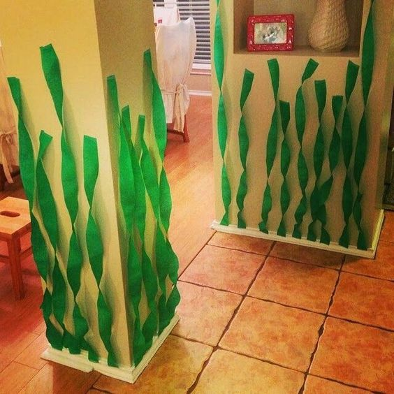 Seaweed Decor