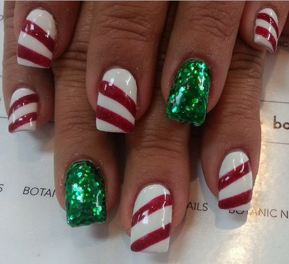 Candy Cane Stripes