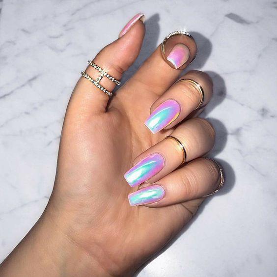 Rainbow Chrome