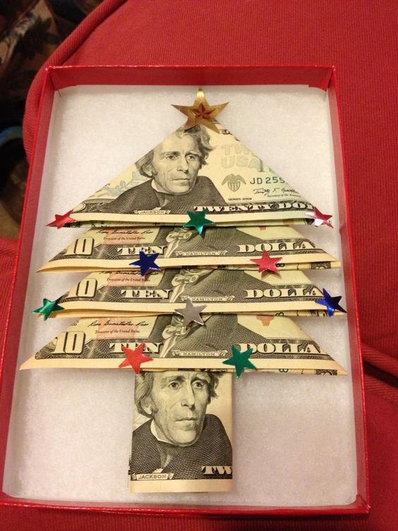 Creative Ways to Gift Cash for Christmas