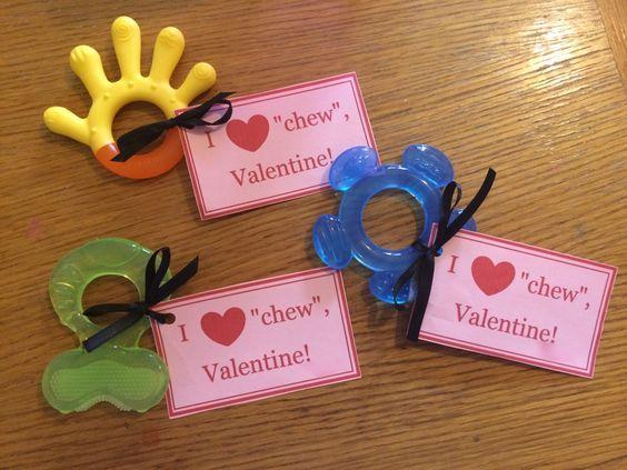 Teethers #valentinesforkids