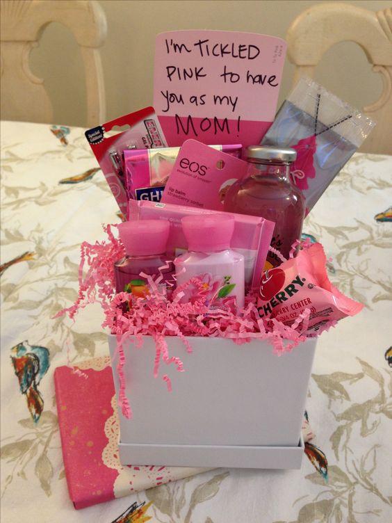 Valentines Gift Basket Ideas